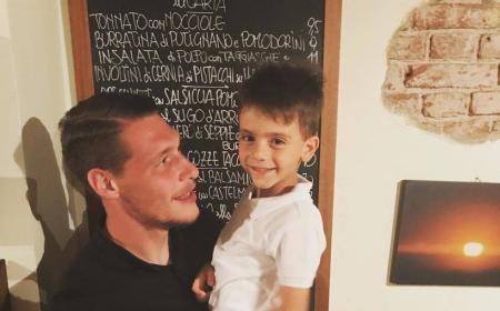 Belotti figlio Bonucci