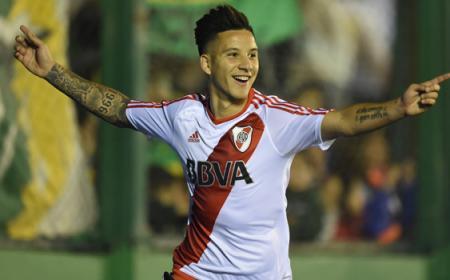 Driussi Foto River Plate