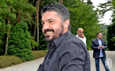 Gattuso sito ufficiale Milan