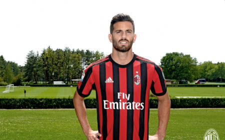 Musacchio Milan ufficiale Twitter