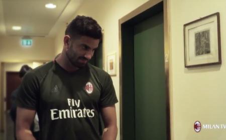 Musacchio visite Milan Twitter