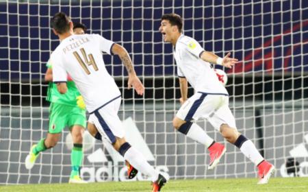 Orsolino gol vs Giappone Mondiale Under 20 Nazionale Twitter