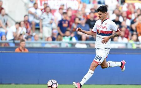 Pellegri vs Roma Genoa pagina fb ufficiale