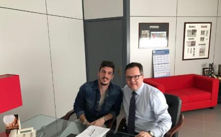 Scuffet rinnovo Udinese Twitter