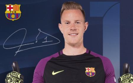 Ter Stegen rinnovo 2022 Barcellona Twitter