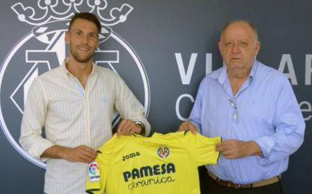 Alfonso Pedraza rinnovo 2021 Villarreal Twitter