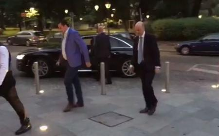 Fassone-Mirabelli screen Sportitalia