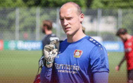 Lomb Niklas Bayer Leverkusen Twitter