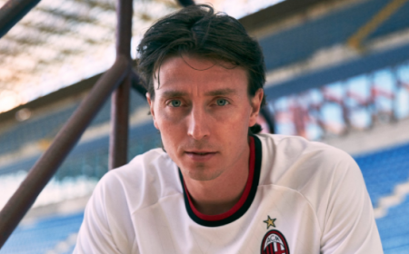Montolivo seconda maglia Milan Twitter