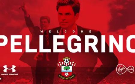 Pellegrino annuncio Southampton Twitter