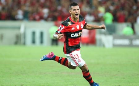 Trauco Flamengo Foto Globoesporte
