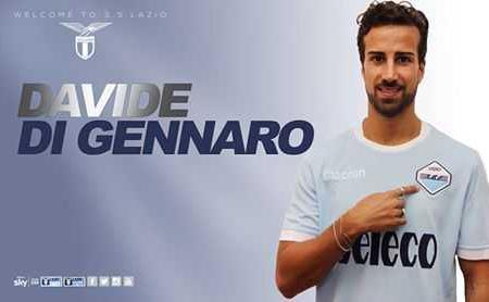 Di Gennaro annuncio Lazio fb