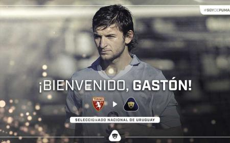 Gaston Silva annuncio Pumas