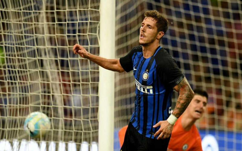 Jovetic Twitter Inter
