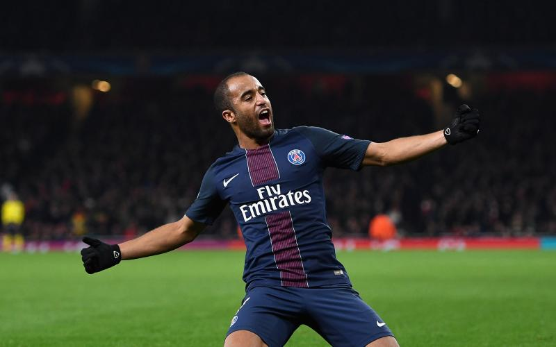 Lucas Moura Foto: Independent