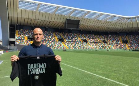 Nuytinck annuncio Udinese Twitter