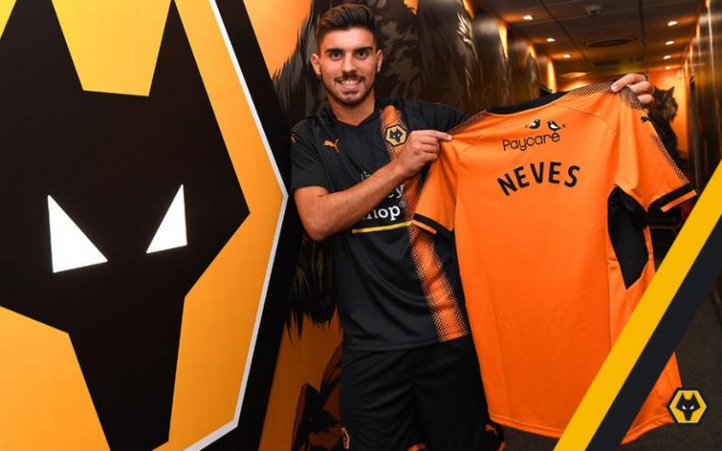 Ruben Neves Wolverhampton Twitter