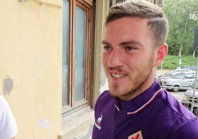 Veretout annuncio Fiorentina Twitter