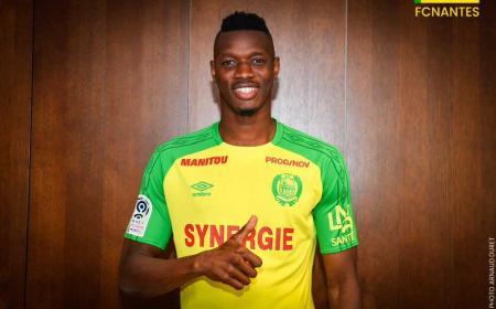 Coulibaly Kalifa Nantes Twitter
