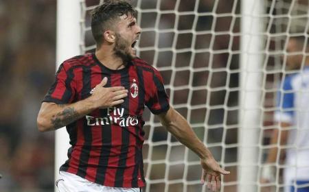 Cutrone Milan Twitter