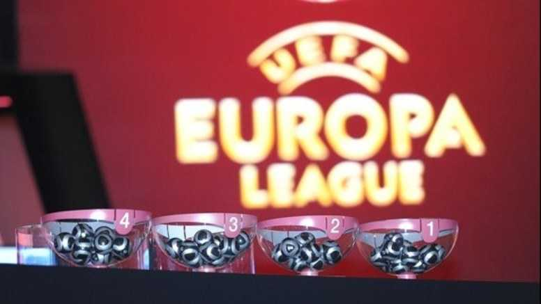 Europa League sorteggio