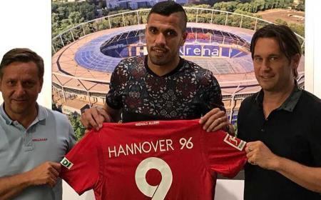 Jonathas annuncio Hannover Twitter