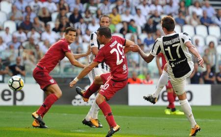 Juventus Cagliari Foto Juventus Twitter