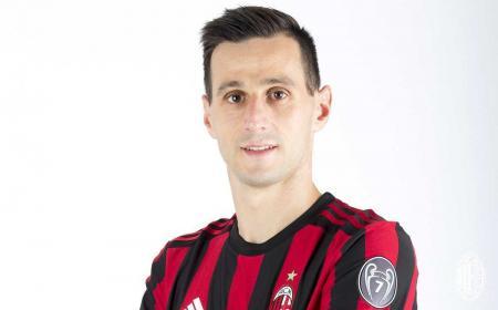 Kalinic annuncio Milan Twitter