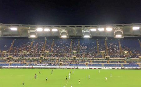 Olimpico Stadio Lazio-Spal Lazio Twitter