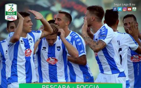 Pescara Foggia 5-1