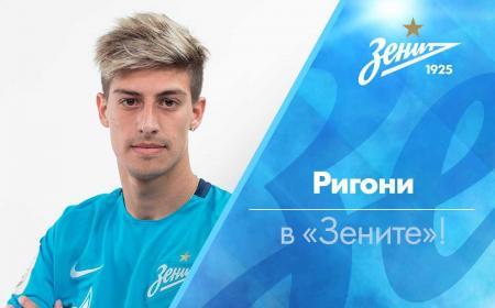 Rigoni Twitter uff Zenit