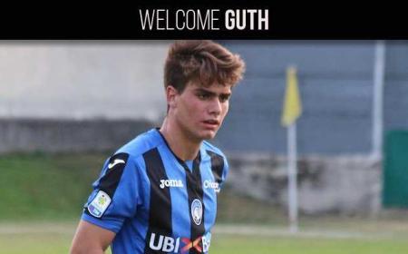 Rodrigo Guth annuncio Atalanta Twitter