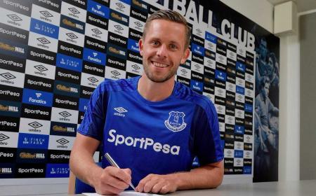 Sigurdsson Twitter Everton