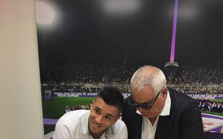 Simeone Twitter Fiorentina