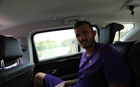 Thereau annuncio Fiorentina Twitter