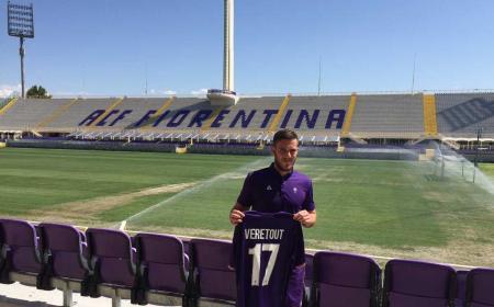 Veretout presentazione Fiorentina Twitter