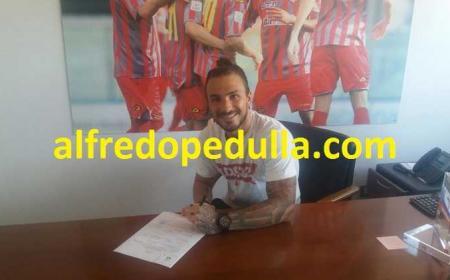 Paulinho firma nostra