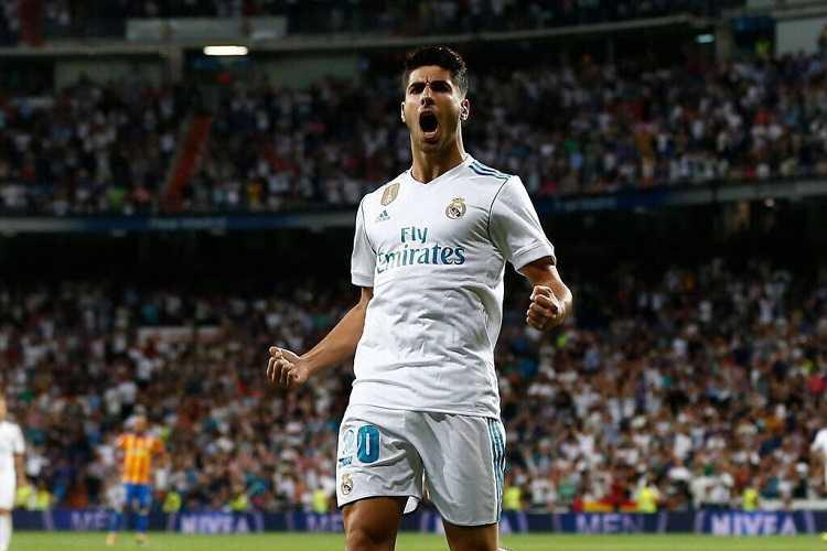 Asensio Twitter personale