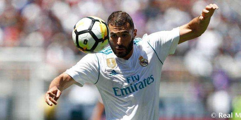 Benzema rinnovo sito ufficiale Real Madrid