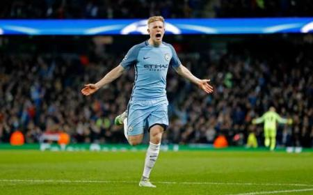 De Bruyne City Mirror