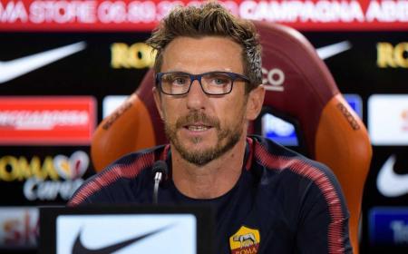 Di Francesco Twitter uff Roma