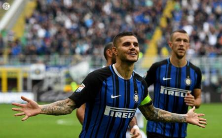 Icardi Twitter ufficiale Inter