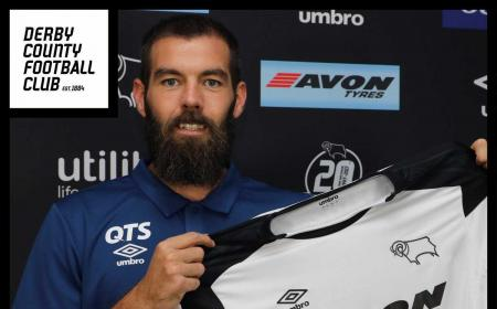 Joe Ledley Derby County Twitter