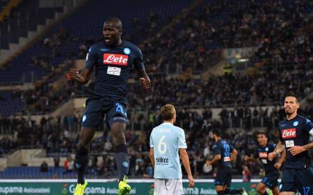 Koulibaly 17-18 Napoli Twitter