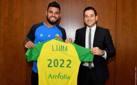 Lucas Lima Twitter Nantes