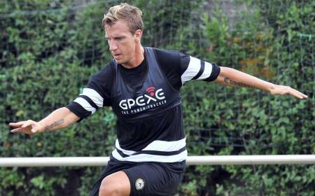 Maxi Lopez annuncio Udinese Twitter
