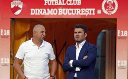 Miriuta e Mutu Foto Dinamo Bucarest sito ufficiale