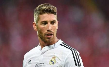 Sergio Ramos Real Foto Daily Mail