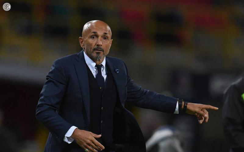 Spalletti panchina 1 Inter Twitter