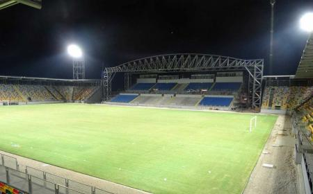 Stadio Benito Stirpe Frosinone Twitter